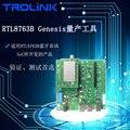 Проверка и тестирование инструментов производства Genesis для продуктов  разработанных RTL8763B Bluetooth SoC