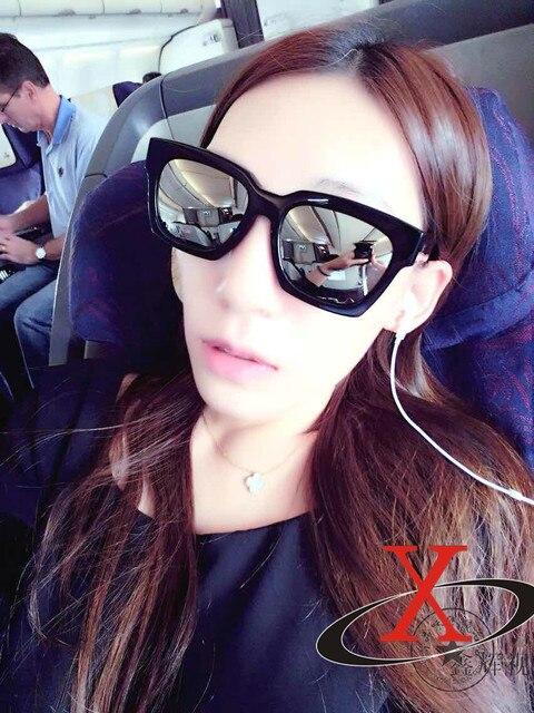 167ee132f3 2015 v brand quality goods Gentle Monster sunglasses THE DREAMER han  edition square black sunglasses