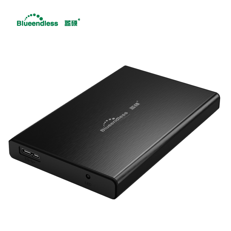 Blueendless 2.5 Inch USB 3.0 External Hard Drive 120GB 250GB 320GB 500GB 750GB HDD