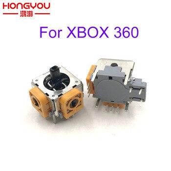 100pcs 3D Analog Joystick Thumbstick replacement repair parts Sensor Module Potentiometer For Xbox 360 Controller Gamepad