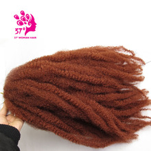 Dream ice's 18 ''1 шт./лот афро Марли Волосы крючком DIY косички прическа синтетические плетеные волосы для наращивания высокая температура