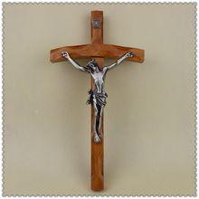Католическая христианская деятельность крест Распятие 30*16 см реликвии изысканный тик руд Иисуса Крест фигура Jesu ягненок Божий фигурки