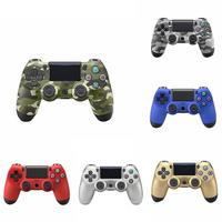 Bluetooth Wireless Vibration Handle Game Controller Gamepad Joystick for PS 4 Wireless type gamepad for PS4