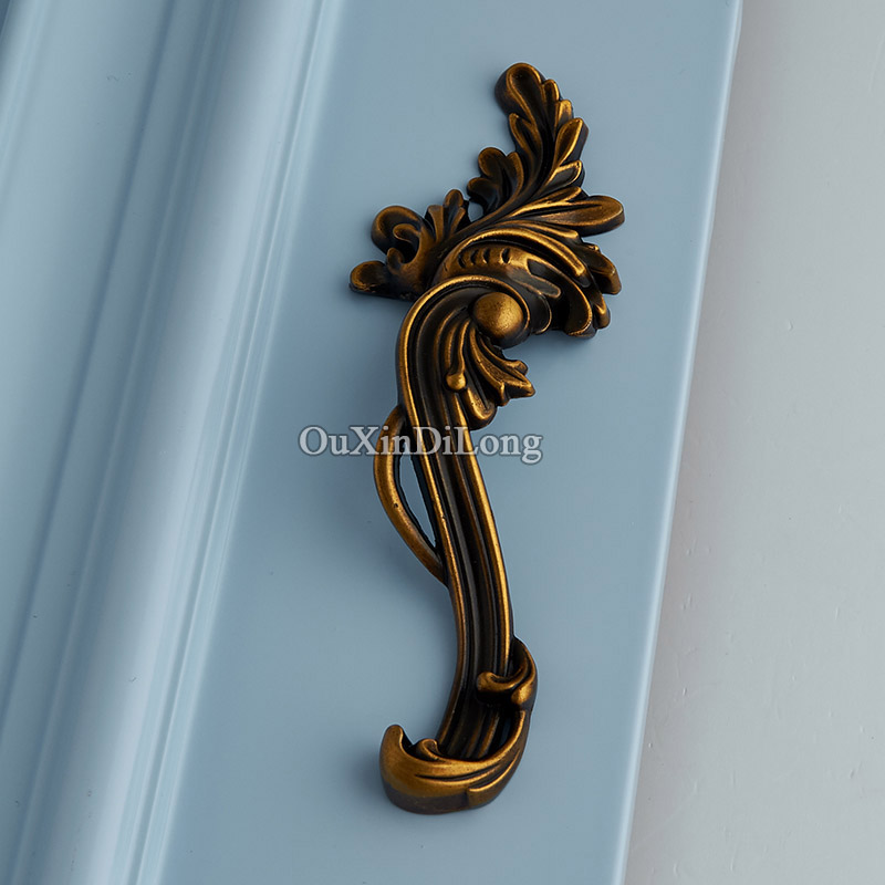 Hotsale 5Pair or 10PCS Furniture Handles European Antique Drawer ...