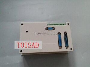 Image 3 - משלוח חינם 50KHZ CNC 4 ציר מחובר הבקר הבריחה לוח גילוף חקוק מכונה בקרת מערכת כרטיס SMC4 4 16A16B כלי