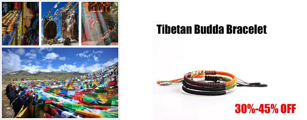 Tibetan Budda Bracelet-