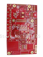 Free Shipping Quick Turn Low Cost FR4 PCB Prototype Manufacturer Aluminum PCB Flex Board FPC MCPCB