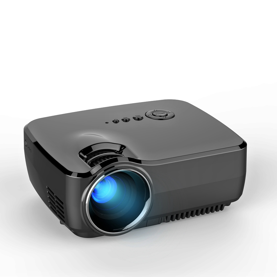 GP70 aun Pico Portable Android wifi 1600lumens Video HDMI VGA TV Full HD 1080P Home Theater mini 3D LED Projector Proyector