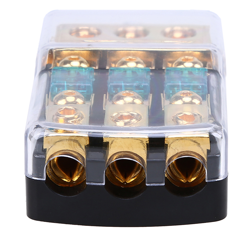 Fuse Holder 30a 60a 80a 100a 150a Car Audio Power Fuseholder Fuse Best Audio Capacitors Auto Fuses Yellow Fuse Wire Car Radio With Case At IT-Energia.com