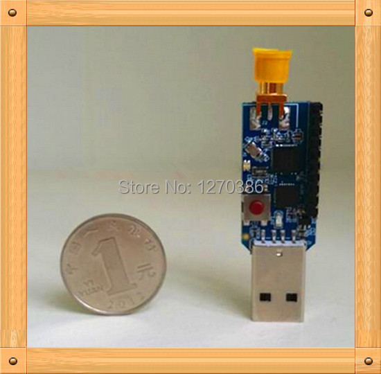 Free Shipping!!!  nRF51822 USB Dongle smallest Bluetooth 4.0 (BLE) / iBeacon development board / effective antenna hot da14580 ak bluetooth ble development board ibeacon millet bracelet lis3dh power industry