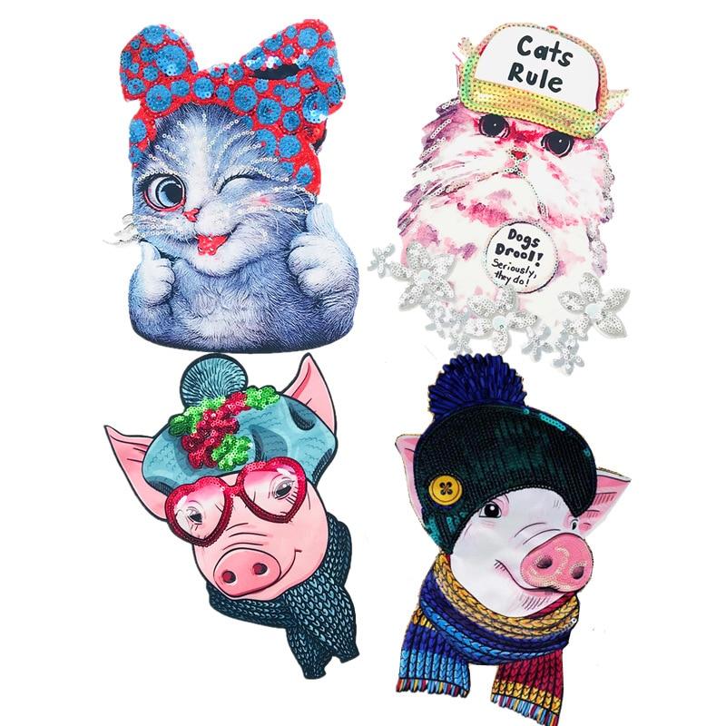 2019-new-fashion-diy-applique-embroidery-applique-costume-decoration-dimensional-cartoon-sequins-bead-piece