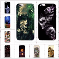 New slim rubber back cover soft silicone gel cover fundas for iphone 5s 5g cartoon phone.jpg 250x250