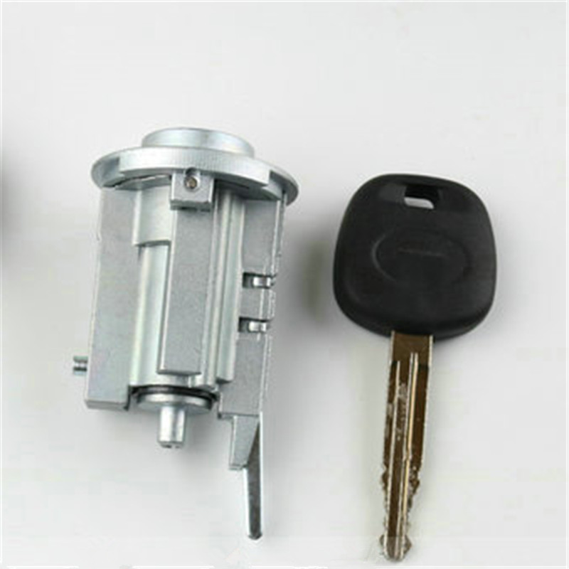xieaili oem ignition lock cylinder auto door lock cylinder for toyota corolla ex with 1pcs key. Black Bedroom Furniture Sets. Home Design Ideas