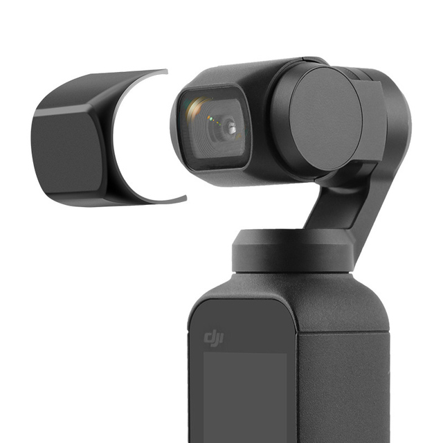 Lens protection Cover scratch proof cap for dji Osmo pocket camera gimbla handheld accessories