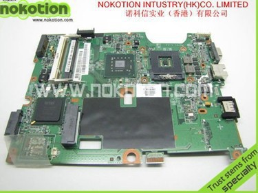 NOKOTION 579002-001 For Hp CQ60 G60 Laptop motherboard ddr2 Socket PGA478 mainboard full tested 658544 001 for hp 6465b laptop motherboard fs1 socket 100%full tested ok tested working