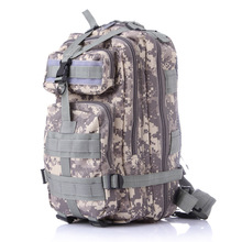 Aokali 30L Rucksack Tactical Backpack Outdoor Military Bag Waterproof Nylon Molle Camouflage Cycling Hiking Sport Climbing