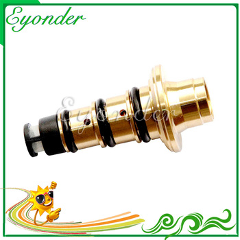 VS18 Air Conditioning Electric Compressor Electronic Solenoid mechanical Control Valve Sensor for Volvo Ford Hyundai Land Rover image