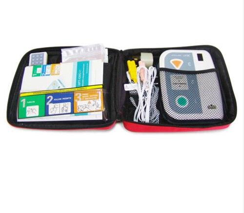Dispositif de Premiers secours XFT-120C + AED Trainer Externe Automatisé Machine D'urgence CPR/AED Formation Enseignement Unité Outil de Soins de Santé