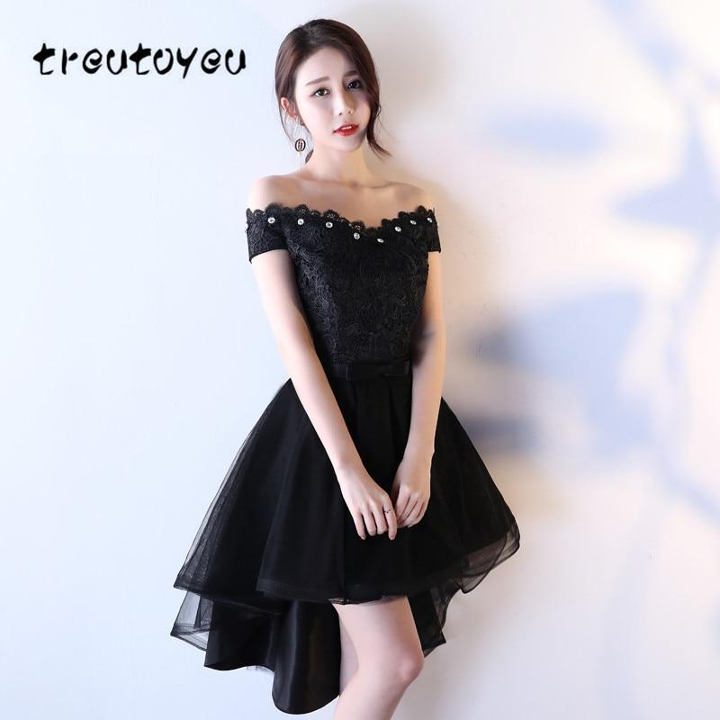 Treutoyeu Women Lace Dress Crystal Plus Size Tulle Tuxedo Dress ...