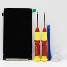 Купить New Original LCD Display LCD Screen For HOMTOM ht27 Replacement Parts + Disassemble Tool+Glue S055HAB037