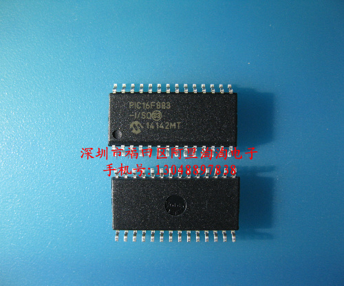 PIC16F883-I/SO SOP28 quality goods imported quality goods microcontroller--ALTT2