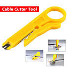Portable Mini Wire Stripper Knife Crimper Pliers Crimping Tool Cable Stripping Wire Cutter multi tools Cut Line Pocket Multitool