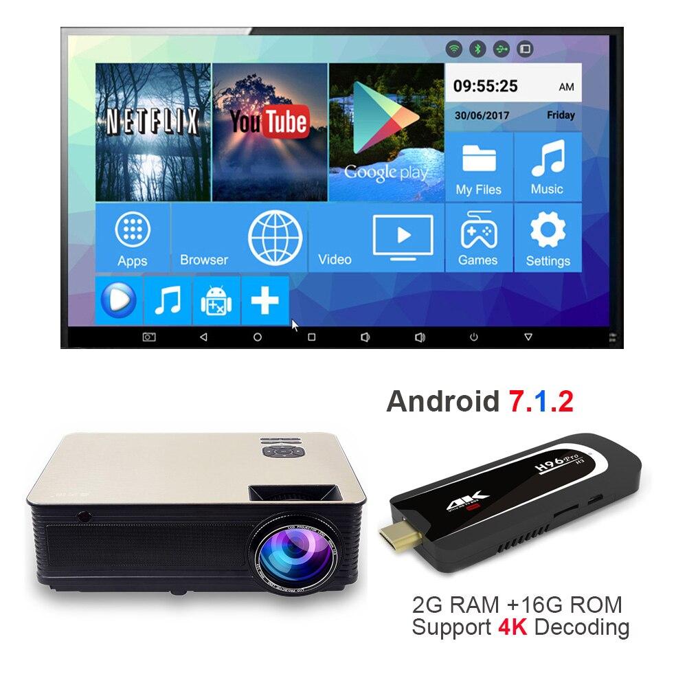 Vivicine V3 HD Mini Projector (61)