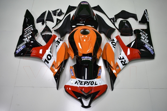 US $194 04 |Fairing for Honda CBR600RR 2007 2008 REPSOL Abs Fairing for  Honda CBR600RR 2007 Bodywork CBR 600 RR 2007-in Covers & Ornamental  Mouldings