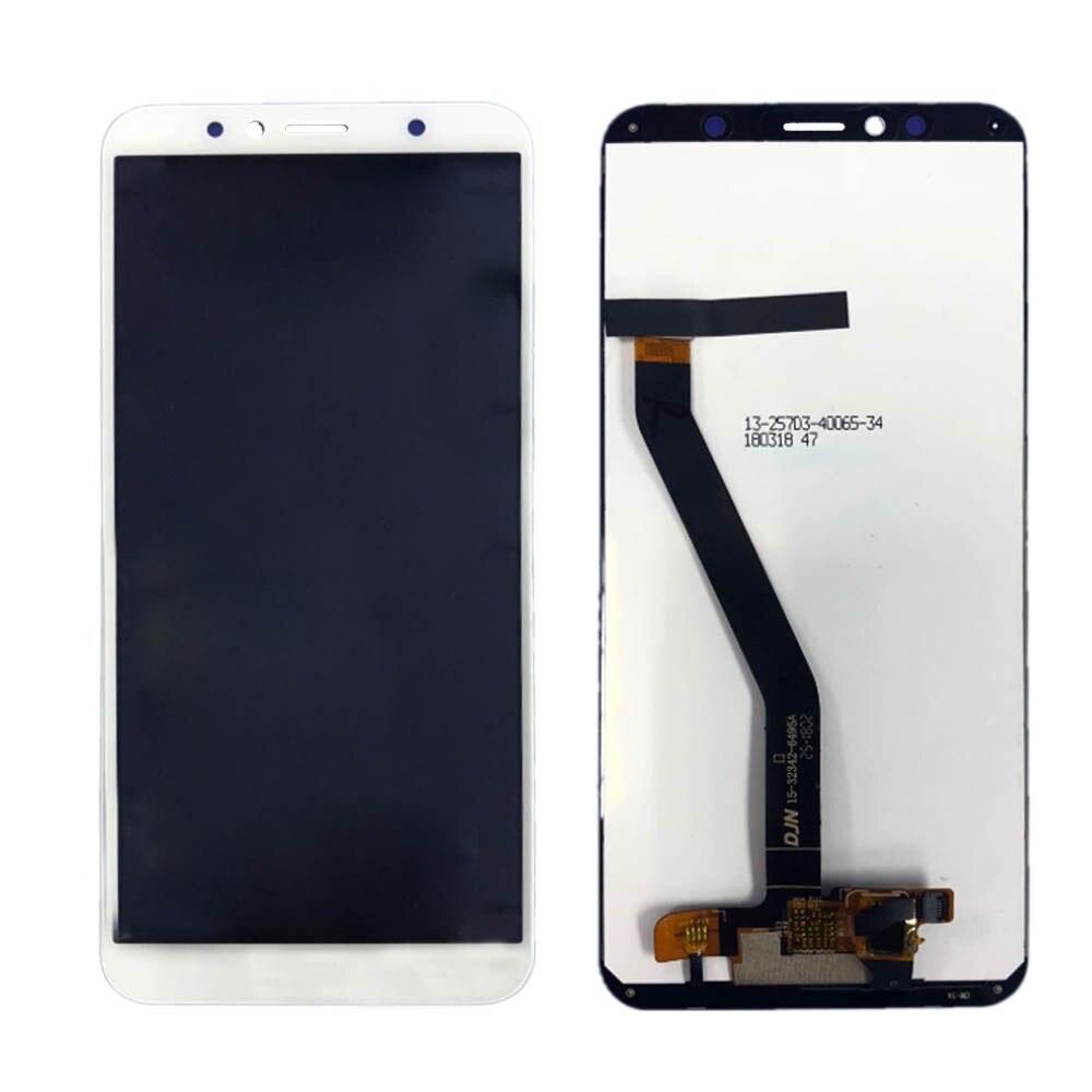 Pour Huawi Honor 7A profiter de 8E LCD pour Y6 2018 écran lcd ATU LX1 écran LCD avec écran tactile numériseur assemblée AUM-AL00 LCD