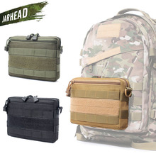 1000D EDC Nylon Airsoft Tactical Military Modular MOLLE Small Utility Pouch Bag