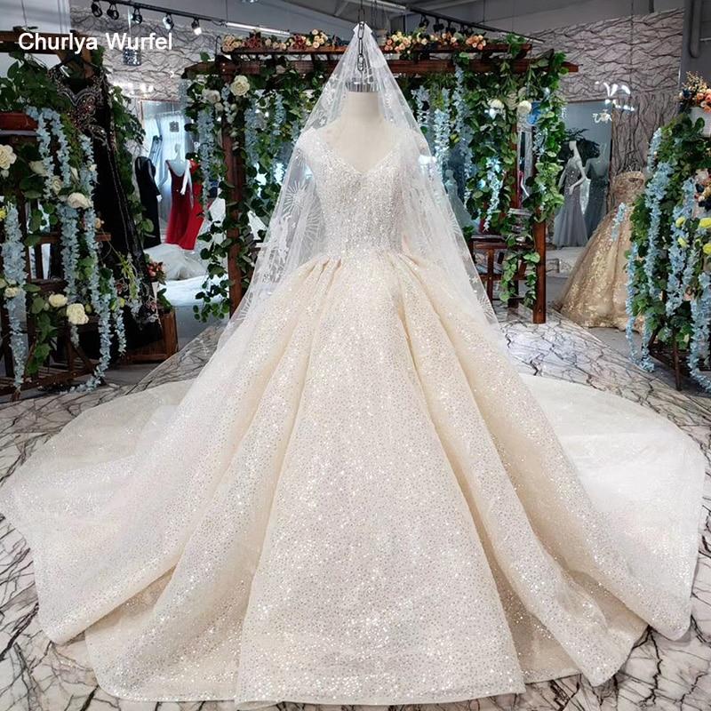 HTL419 Summer Wedding Dresses Boho V-neck Sleeveless Shawl Lace Up V-back Beach Bridal Dress Gown Vestido De Noiva Princesa