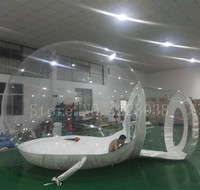 Free Shipping Air Transparent Bubble House Inflatable Tent Christmas Snowflake Crystal Ball The Heights Hotel Outdoor Tent