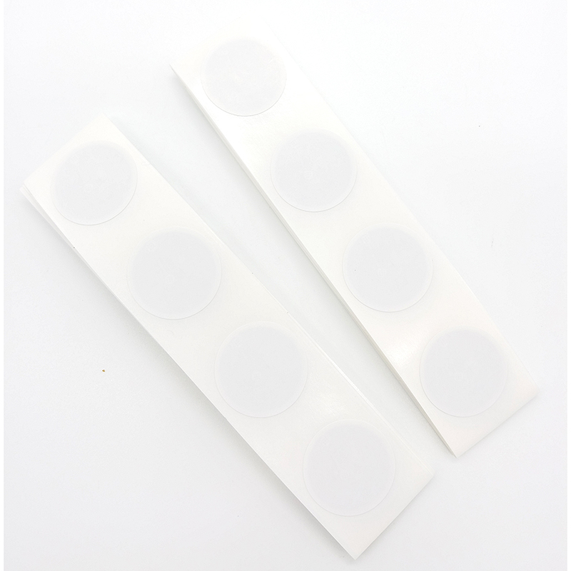 50pcs/Lot NFC Stickers Ntag213  Sticker RFID Tag 13.56MHz NTAG 213 Universal Label RFID Key Token