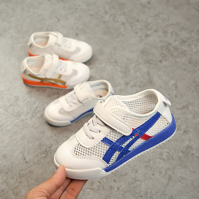 Детские маленькие белые туфли для маленьких девочек дети отдыха туфли кожаная ткань шить противоскользящие мальчик женская обувь кроссовк...