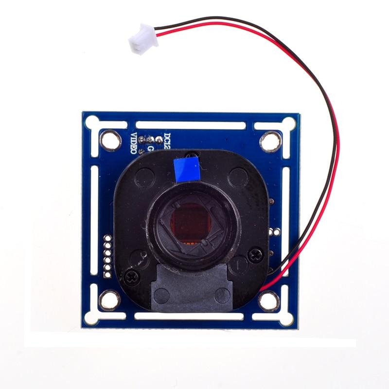 Wholesale 1000TVL 1/3CMOS chip board  with IR-CUT Filte  Pixelplus  image sensor for CCTV security camera fpga based intellegent sensor for image processing