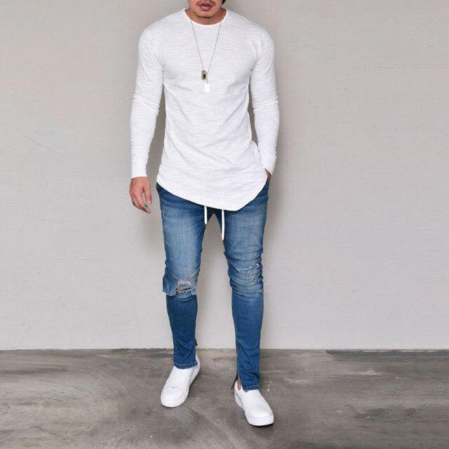 Slim Fit Trend Long Sleeve 6