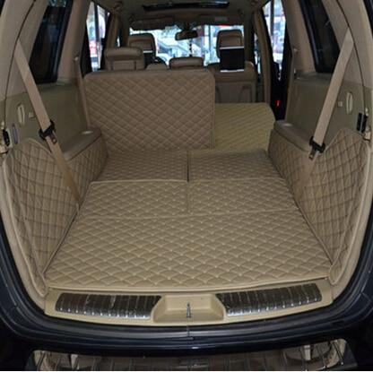Yüksək keyfiyyət! Mercedes Benz GLS 7 oturacaqlar üçün xüsusi - Avtomobil daxili aksesuarları - Fotoqrafiya 3