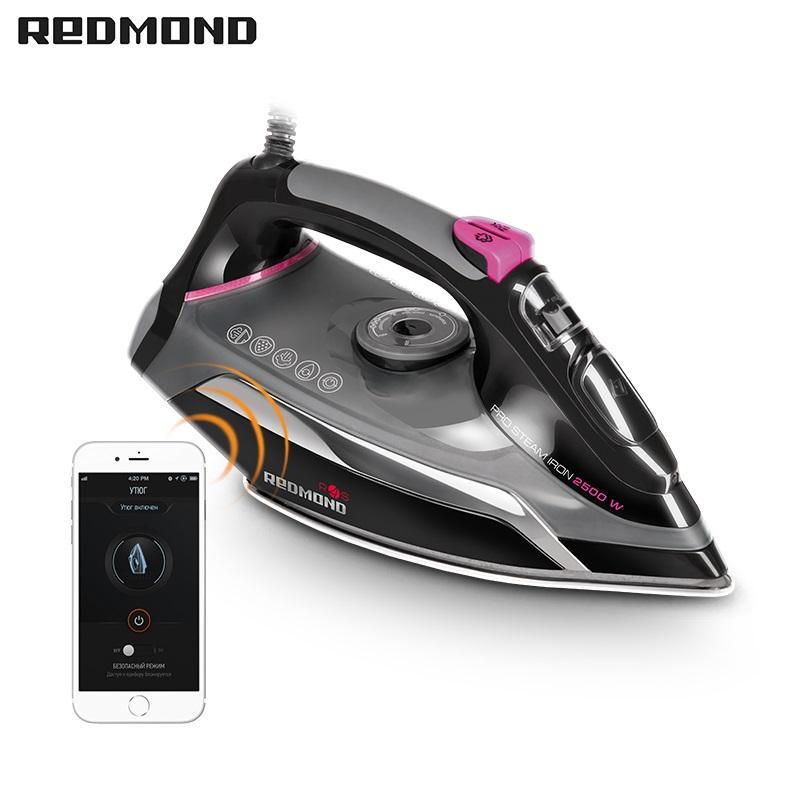 Iron REDMOND RI-C254S iron steam generator iron for ironing irons steam iron C254S electric electricsteam electriciron