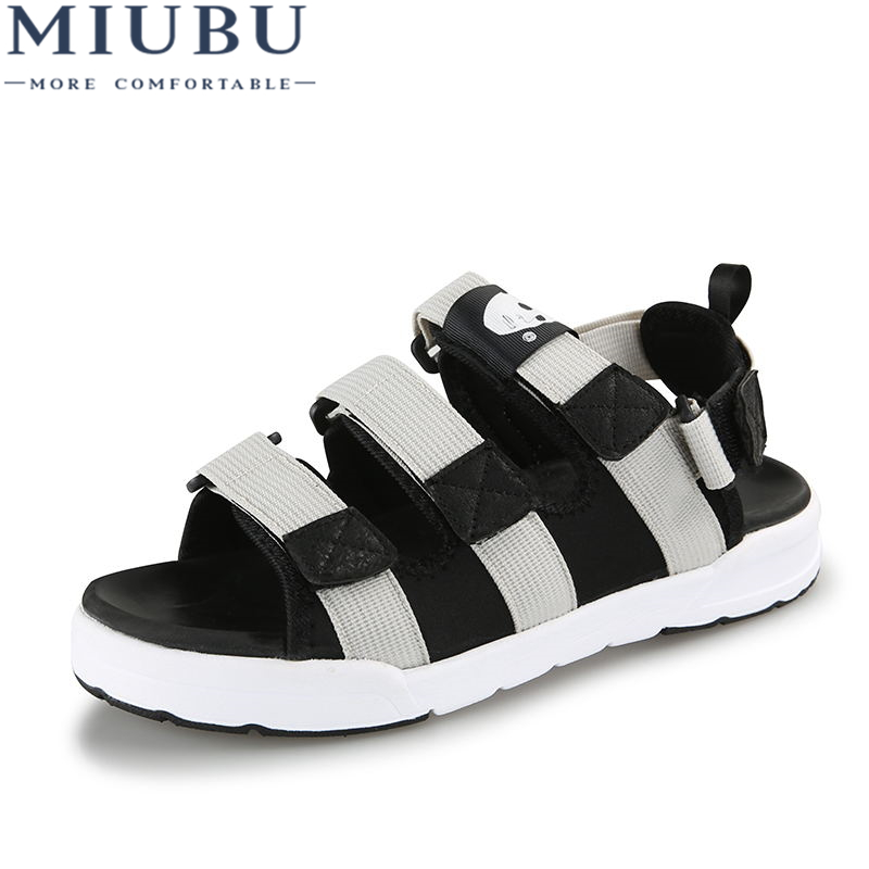 MIUBU Summer Fashion New Style Men Sandals Comfortable Breathable Casual Shoes For Sandalias Hombre