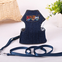 Pet Traction With Cowboy Mini Chest Back Lead Rope Pet Dog Traction Rope Traction Rope Kitten