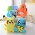 Pokemon plush toy, Miao frog seed fire dragon Jeni turtle Pikachu doll,baby toys Christmas gifts,wholesale wedding company gifts