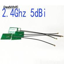 1PC 2.4Ghz 5dbi internal PCB antenna wifi OMNI IPX for IEEE802.11b/g/n