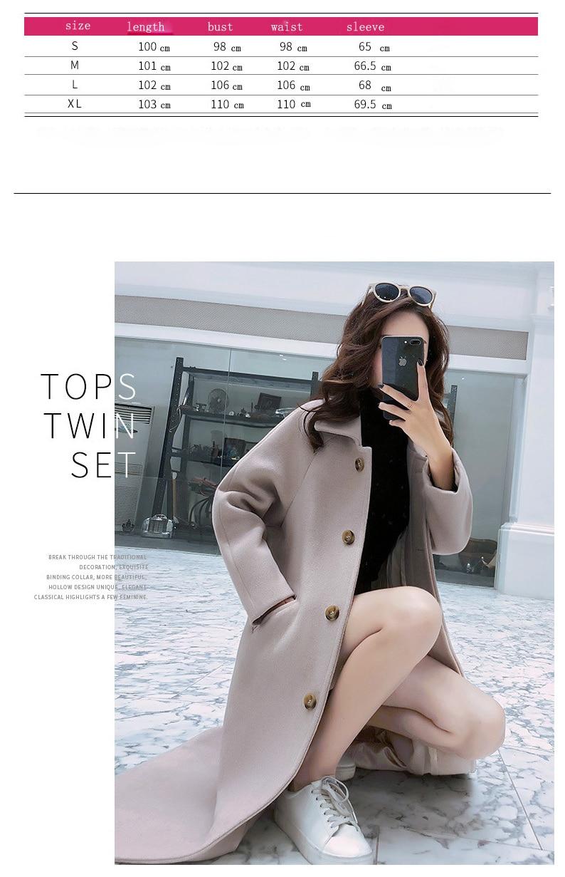 women's-fashion-winter-female-long coat
