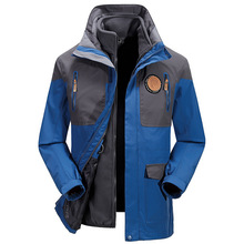 Hunting Clothes Camping Hiking Clothing Windstopper Waterproof Jacket Thermal Coats For Men Jacket Fishing Ski Rain