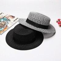 WENDYWU/ручной работы соломенная шляпа Новый стиль шляпа от солнца для путешествий Повседневное Мода ВС шляпы
