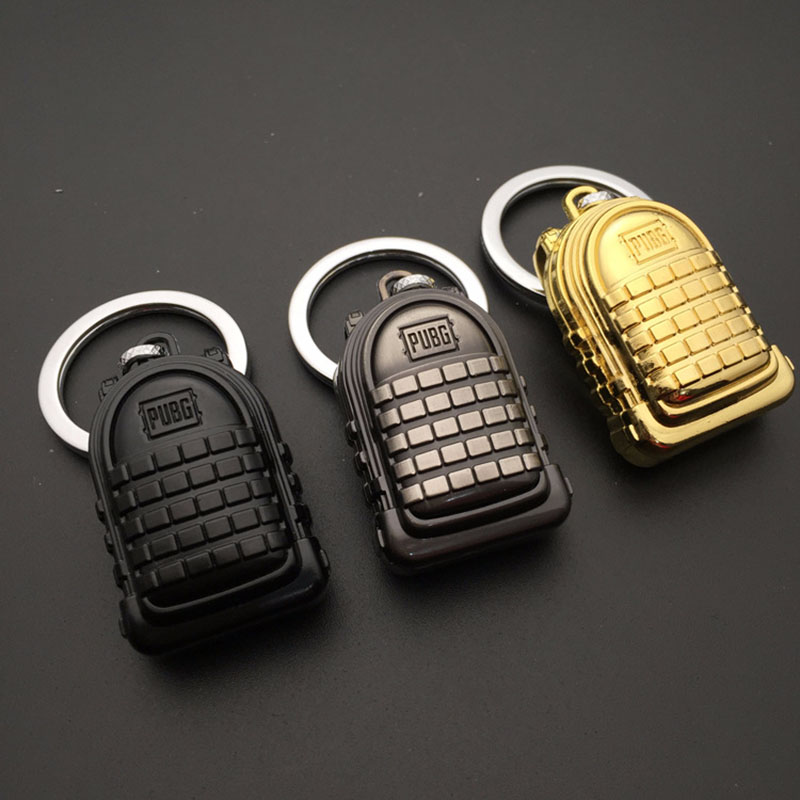 Back To Search Resultsjewelry & Accessories Join.y Game Pubg Level 3 Helmet Backpack Bulletproof Vests Key Chains Player Unknown Battlefield Cosplay Props Game Key C To Enjoy High Reputation In The International Market