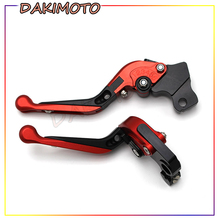 short long brake clutch levers for aprilia tuono 1000 v4 r tuono v4 1100 rr factory 2011 2016 motorcycle adjustable cnc for APRILIA DORSODURO 1200 2011-2015 CNC with logo Motorcycle Accessories Folding Extendable Adjustable Brake Clutch Levers