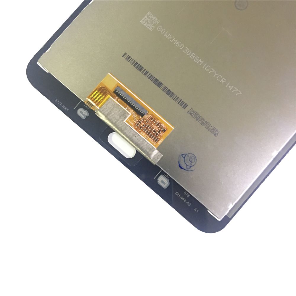 For Samsung Galaxy Tab E 8.0 SM-T377 T3777 T377 LCD Display Touch Screen Digitizer Assembly For Samsung T377 LCD 8.0""