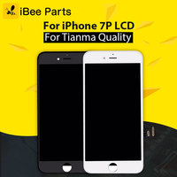 IBee Parts 10PCS For Tianma For IPhone 7 Plus LCD Screen AAA Quality With Good 3D