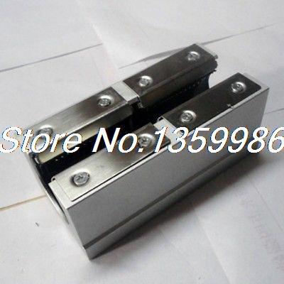 2pcs SBR20LUU 20mm CNC Router Linear Ball Bearing Block YB2pcs SBR20LUU 20mm CNC Router Linear Ball Bearing Block YB